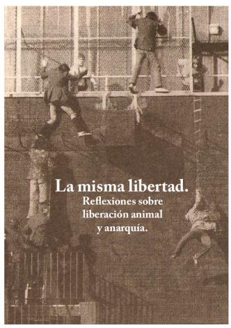 la misma libertad - portada
