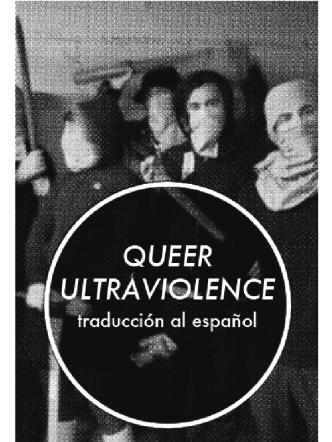 queer ultraviolence - portada