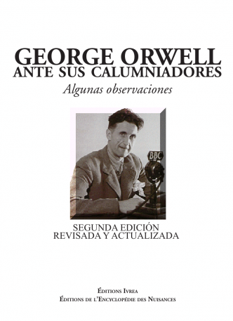 george orwell - portada