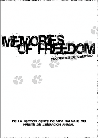 memories of freedom - portada