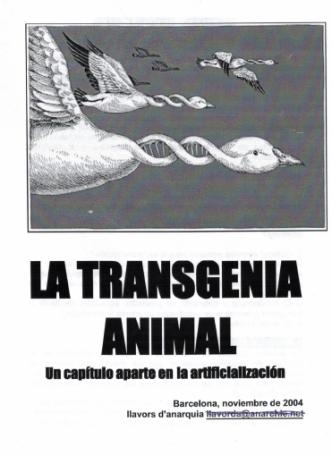 transgenia animal - portada