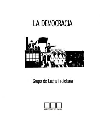 la democracia - portada